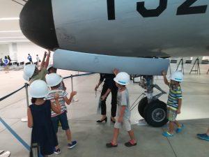あいち航空ミュージアム 子連れ