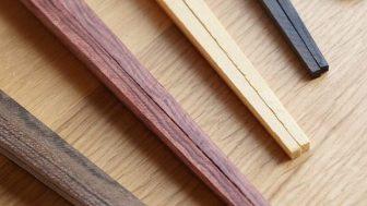 木の種類(柔らかい木・硬い木)木の加工に最適な木